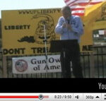 Video: Larry Pratt at Michigan Tea Party - Part I