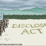 URGENT ALERT: DISCLOSE Act Vote Tomorrow