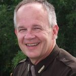 Grant County Sheriff Keith Govier.