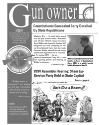 WGO Newsletter Spring 2011