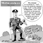Milwaukee PD Targets Concealed Carry, Demands Law Change