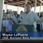Video: NRA's Wayne Lapierre Praises Anti-Gun Harry Reid