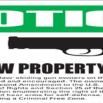 WGO Launches Pro-Concealed Carry Signs Campaign