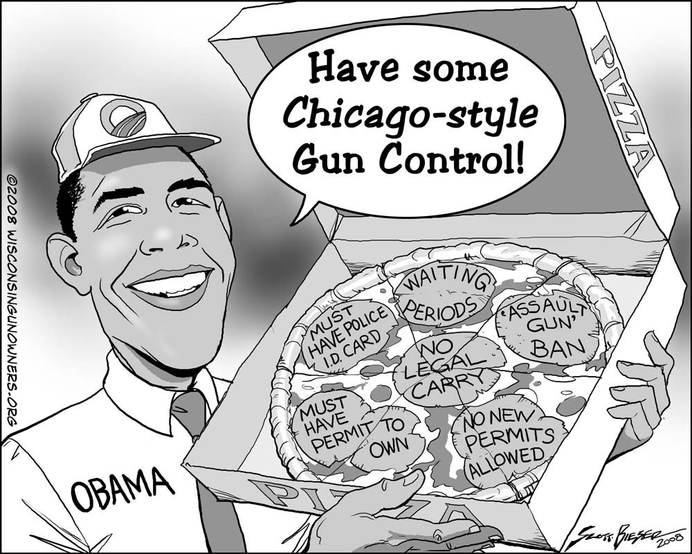 WGO on Obama's Chicago-sytle gun control ...