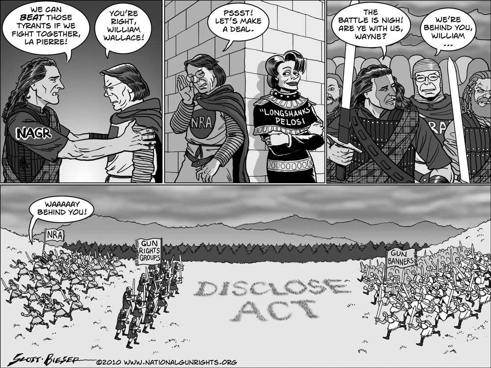 NAGR on the Disclose Act ...