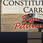 WGO Renews Fight for Constitutional Carry