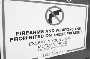 Wisconsin Gun Owners Don't Buy List
