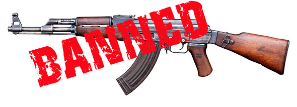 It's official: Democratic platform includes renewed push for assault weapons ban.