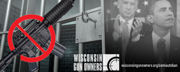 WGO to fight Obama's semi-auto ban