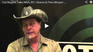 Ted Nugent Shot Show 2013 on Why Anyone 'Needs' an AR-15