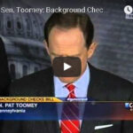 GOP Sen. Toomey: Background Checks Are Not 'Gun Control,' They're 'Common Sense'